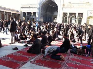 The Fatima al-Masumeh Shrine, Qom