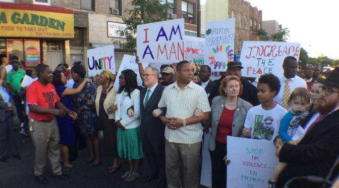 Brooklyn Unites Against Gun Violence