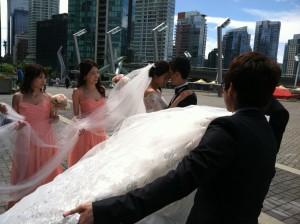 V Wedding