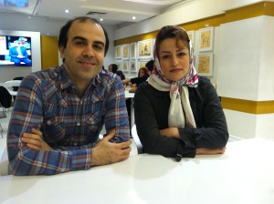 Hamid and Anoosha Tavassoli, Founders of Iranian Tours